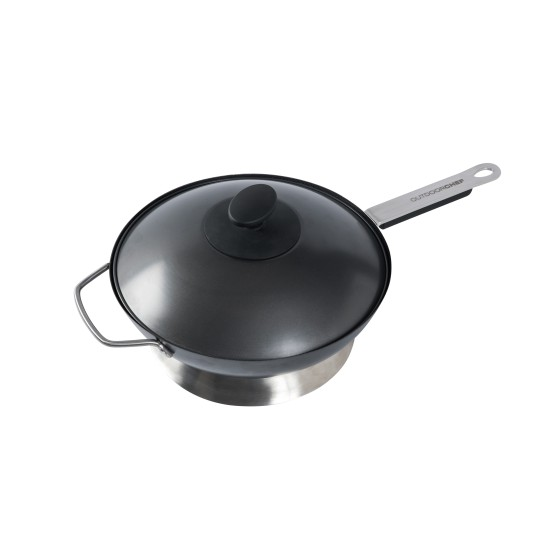 Outdoorchef BARBECUE WOK ΜΕ ΚΑΠΑΚΙ