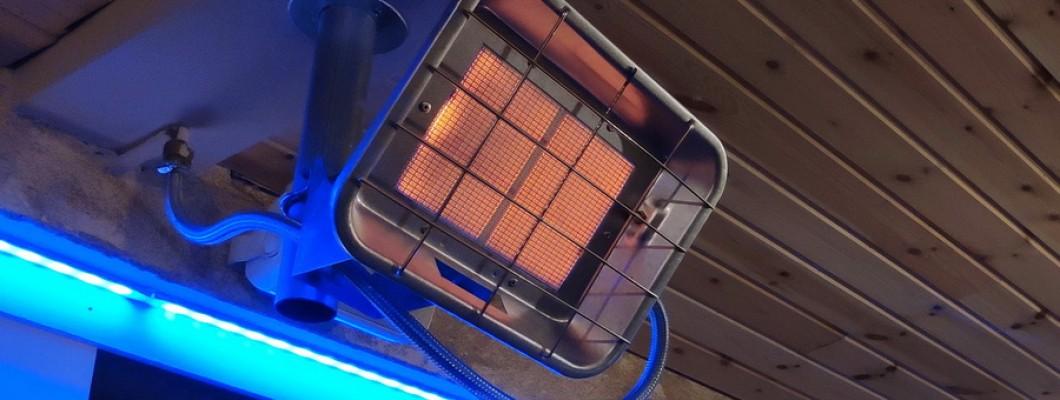 Θέρμανση χώρου με Κεραμικά Αερίου