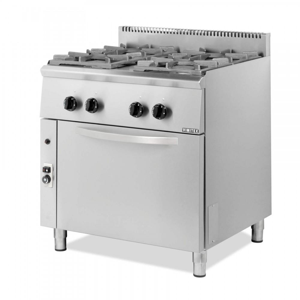 Κουζίνες Αερίου Vimitex